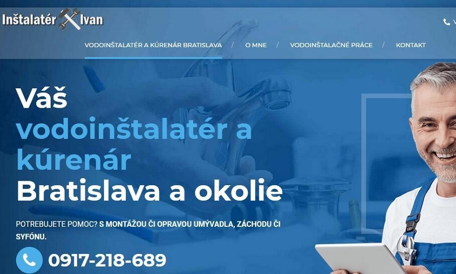 Inštalatér Ivan: výmena radiátorov i montáž podlahového kúrenia