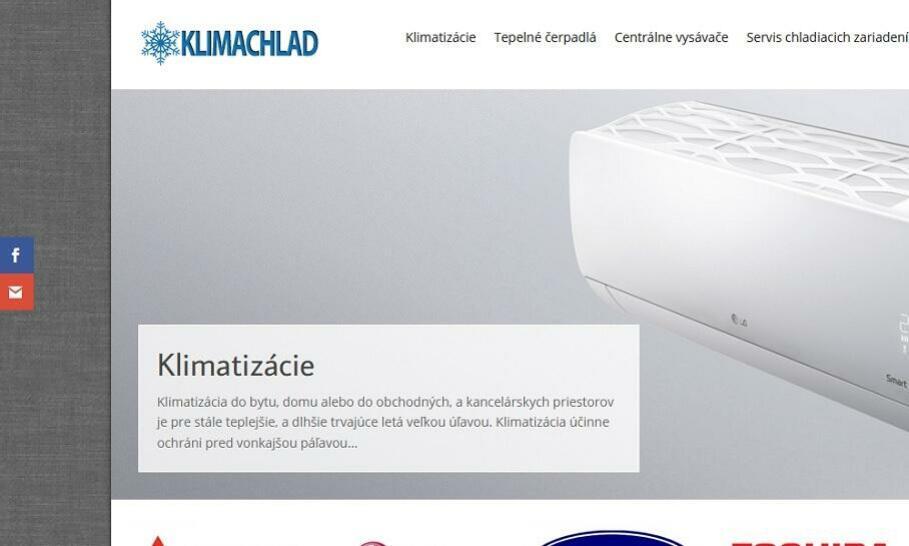 KLIMACHLAD - parapetná klimatizácia mení spôsob bývania