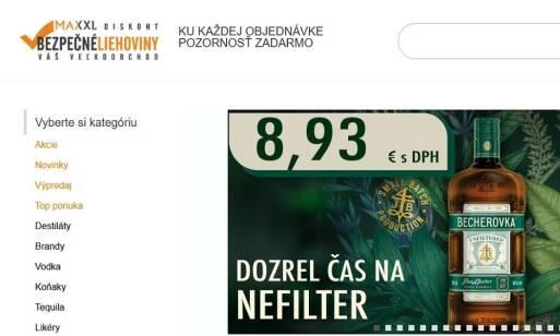 BEZPEČNÉ LIEHOVINY s. r. o. vám ponúkajú najkvalitnejší alkohol len za zlomok ceny