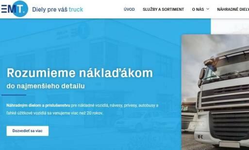 EMT SLOVAKIA - kvalitné náhradné diely pre nákladné vozidlá