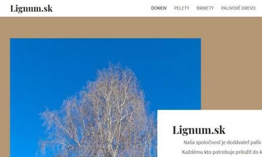 Prikúrte si doma s Lignum.sk – palivové drevo je našou voľbou